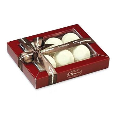 6 Diamond Chocolates